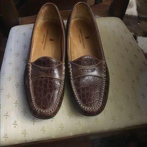 Martin Dingman Mens Countrywear Driving Shoes 13W